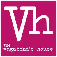 The Vagabond's House Square Logo