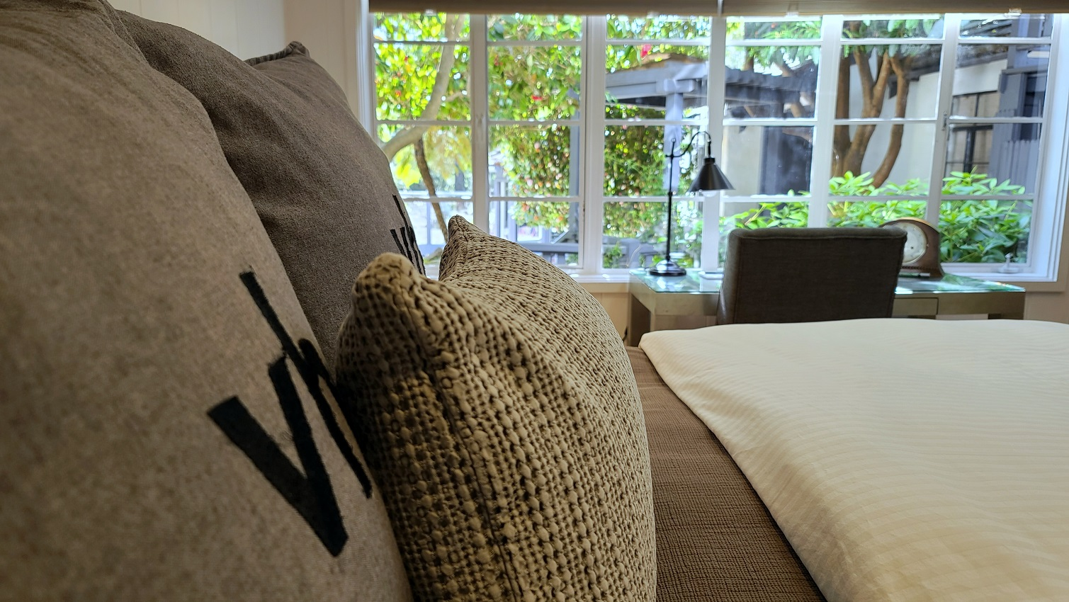 Vagabond House pillows
