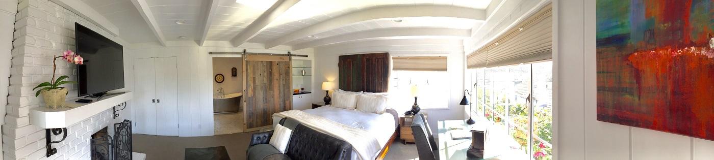 Vagabond House room