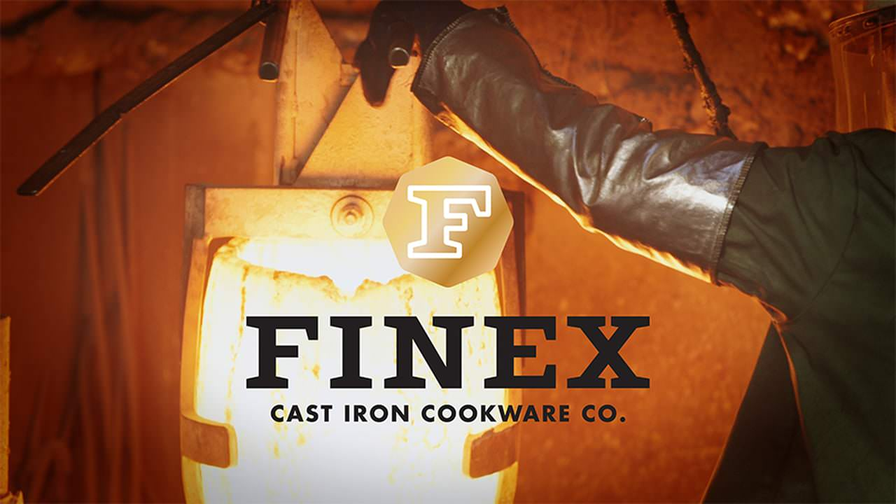 Finex Cast Iron Pans