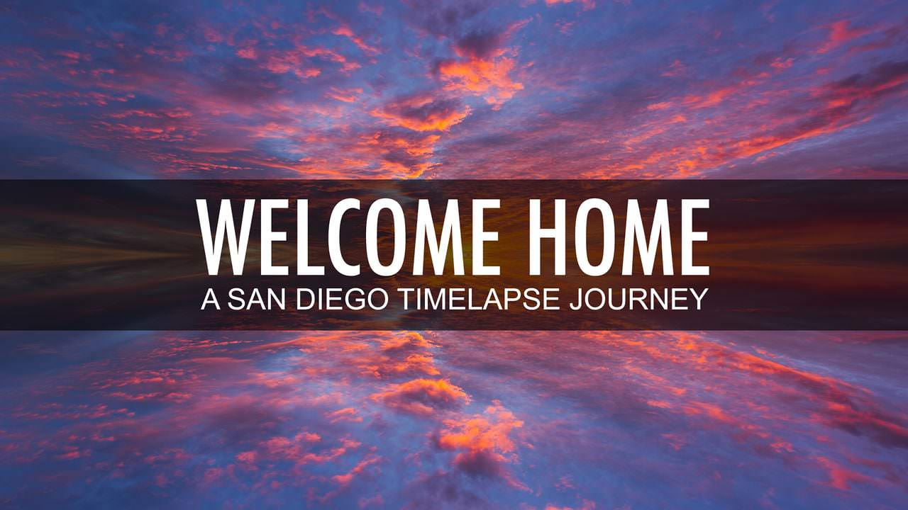 WELCOME HOME SAN DIEGO