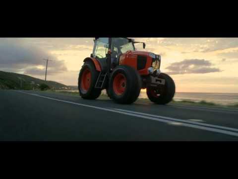 Kubota Grand X - Sheer Tractoring Pleasure