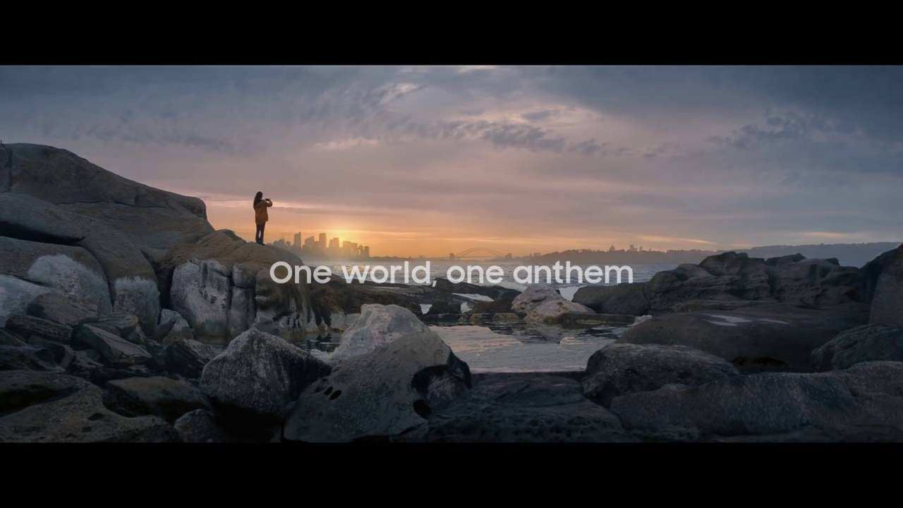 'The Anthem' - Rio 2016 Olympic Games