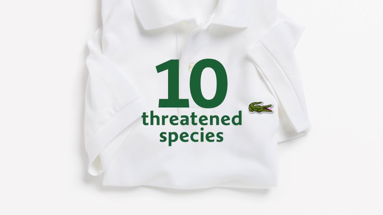 Lacoste - Save Our Species