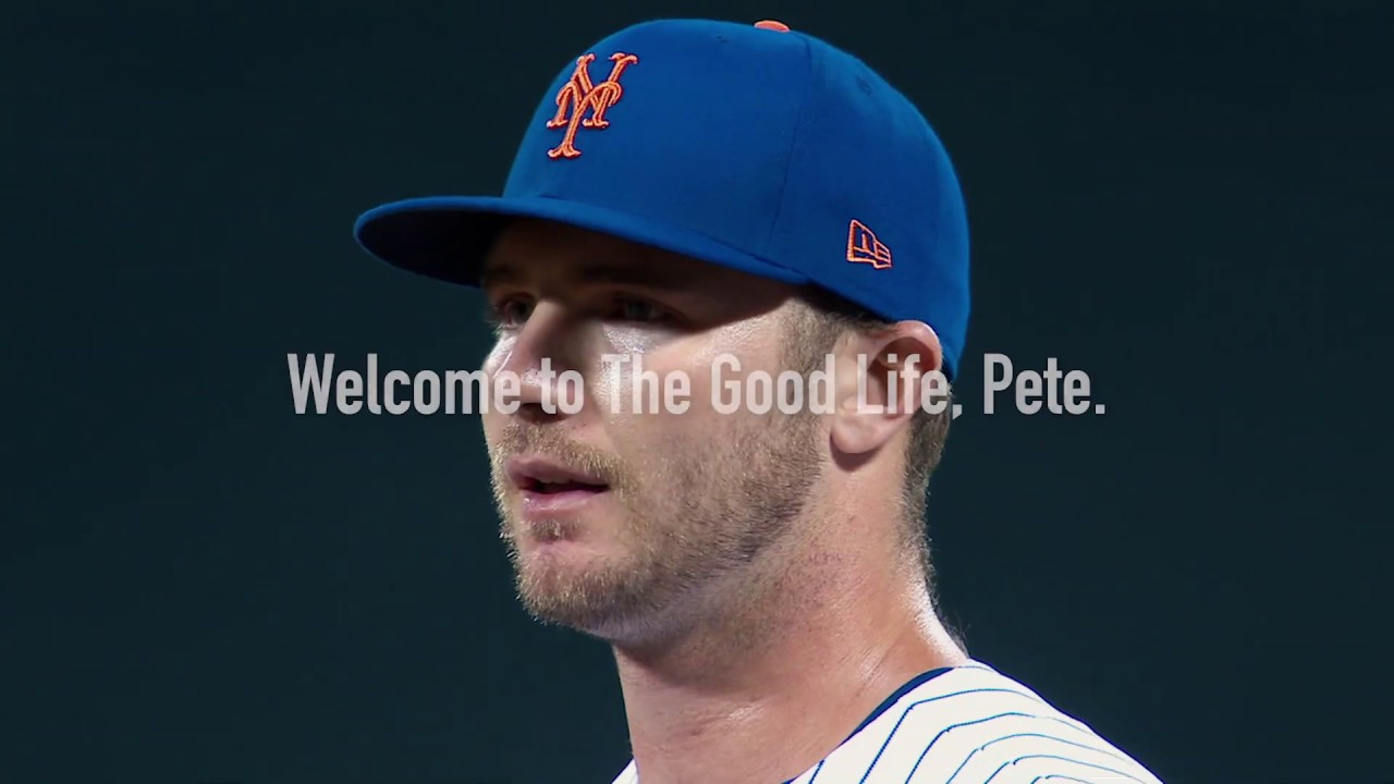The Good Life: Pete Alonso