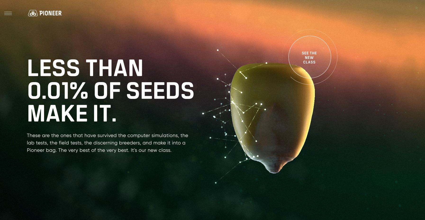 Corn, Revolutionized - Pioneer