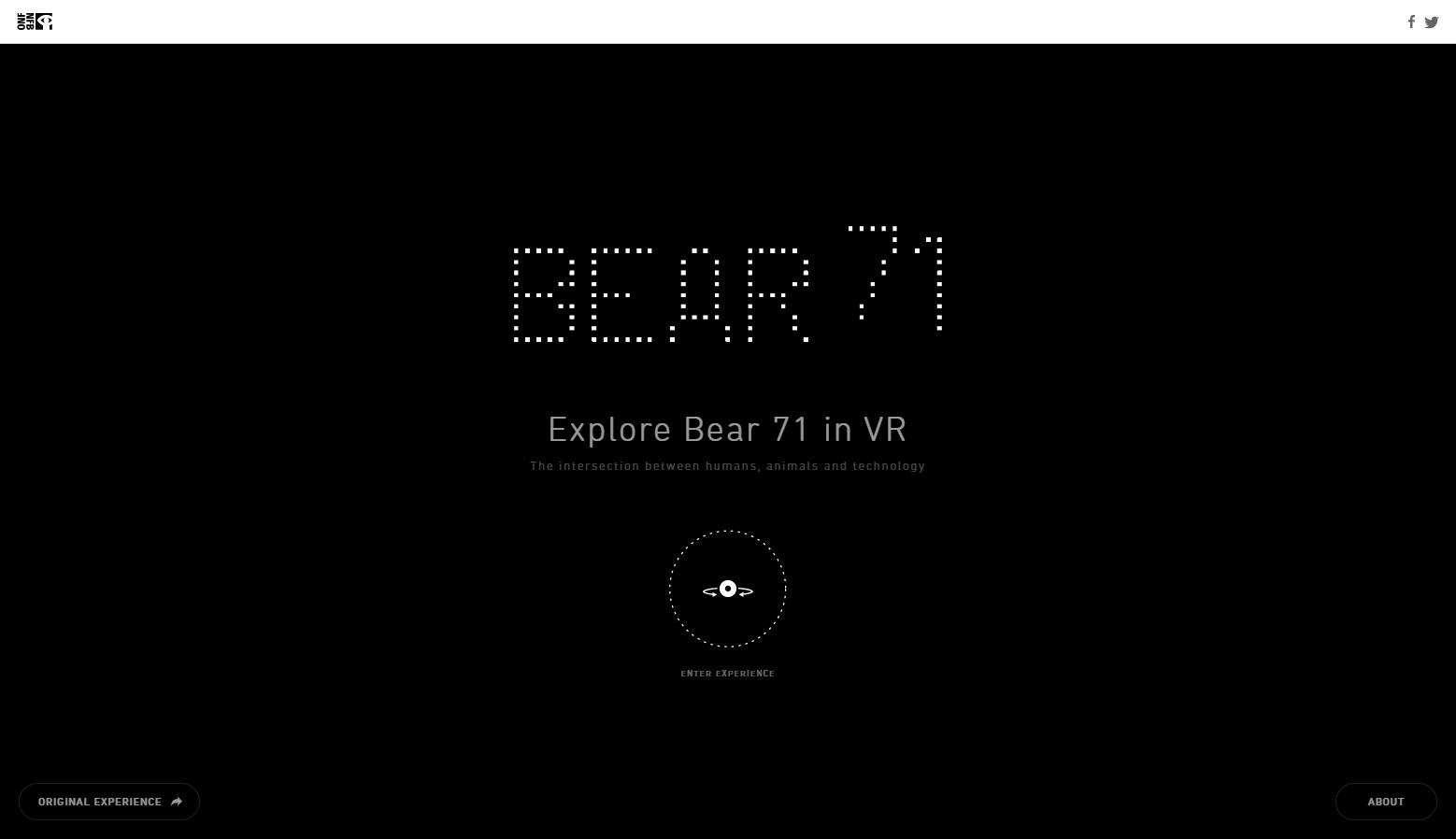 Bear 71 VR