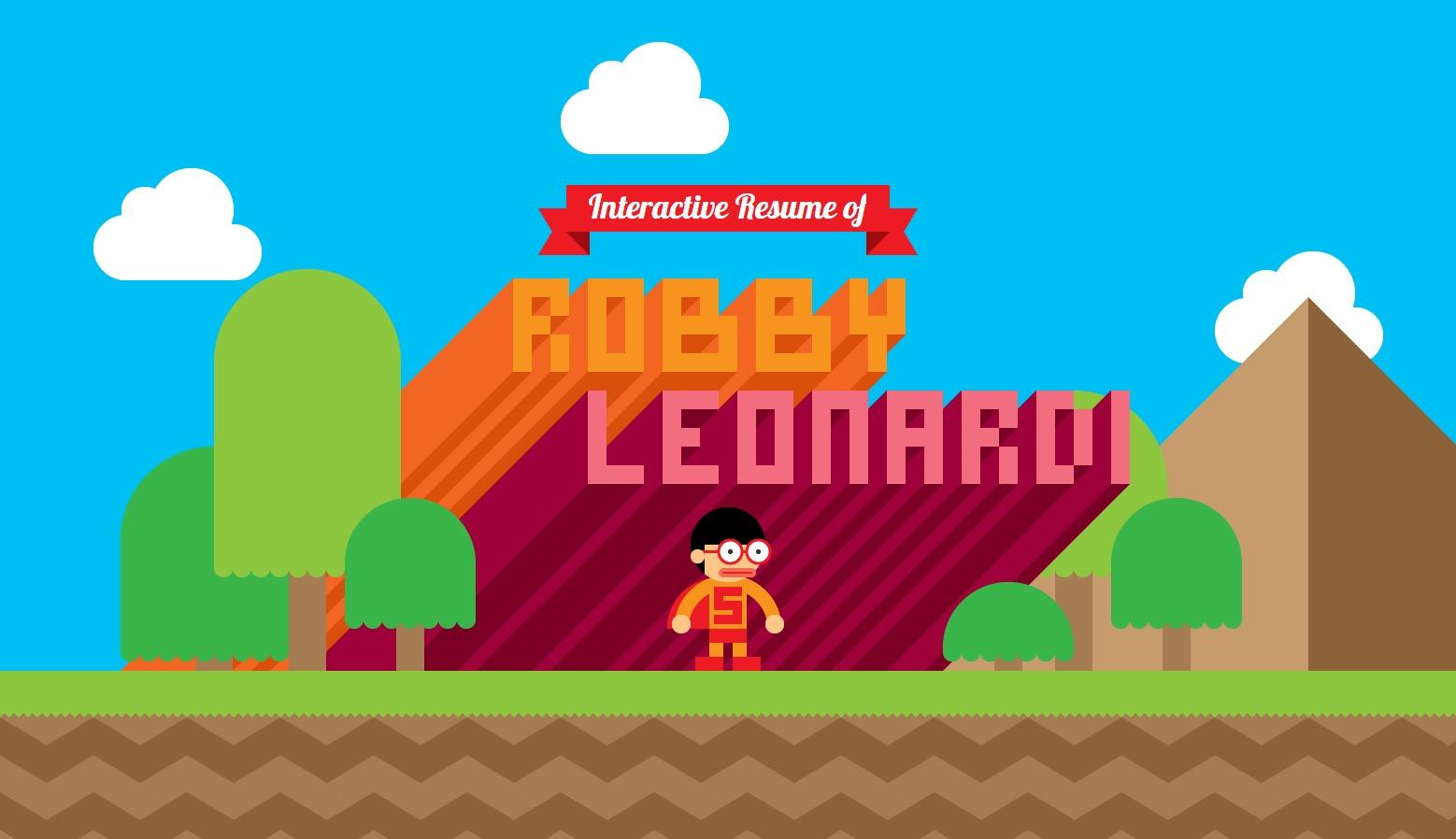 Robby Lenardi Resume