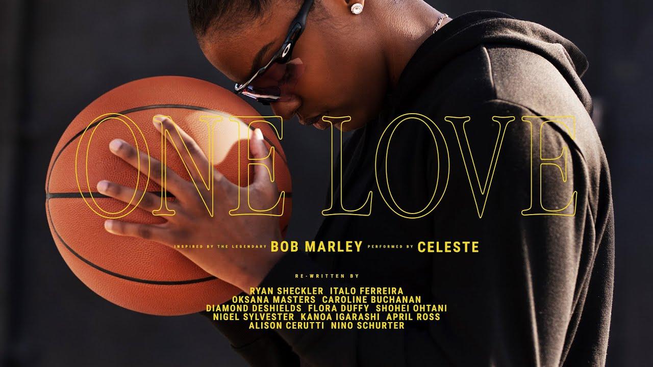 One Love, ft Celeste