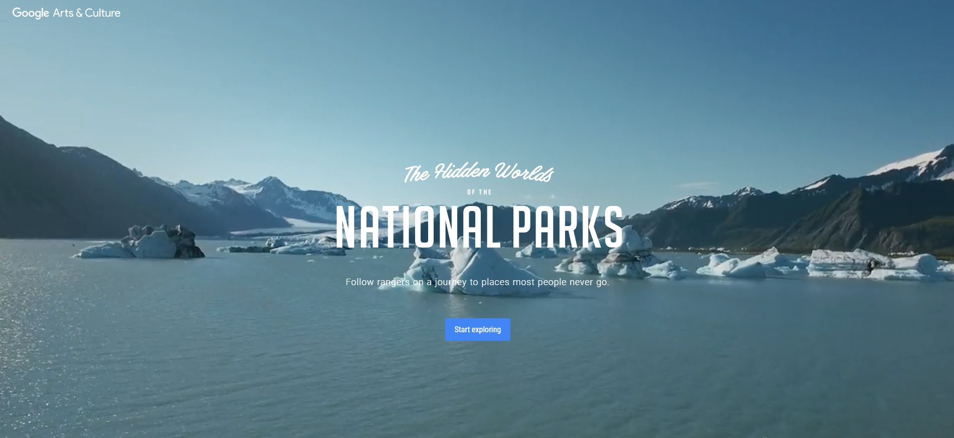 Hidden Worlds of the National Parks