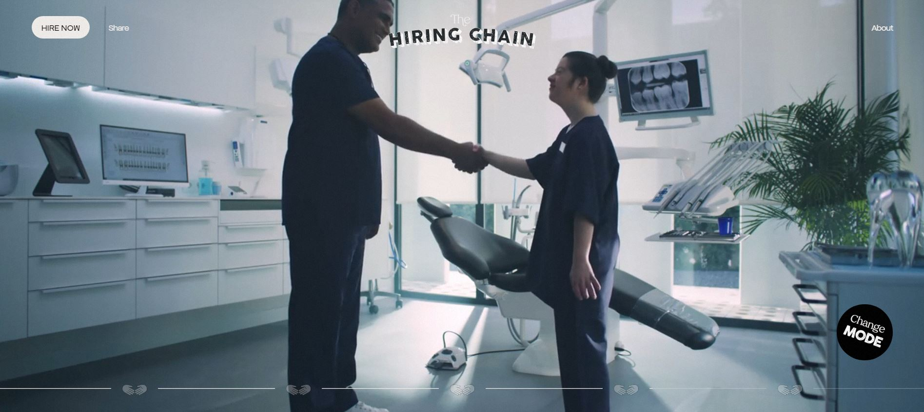 The Hiring Chain