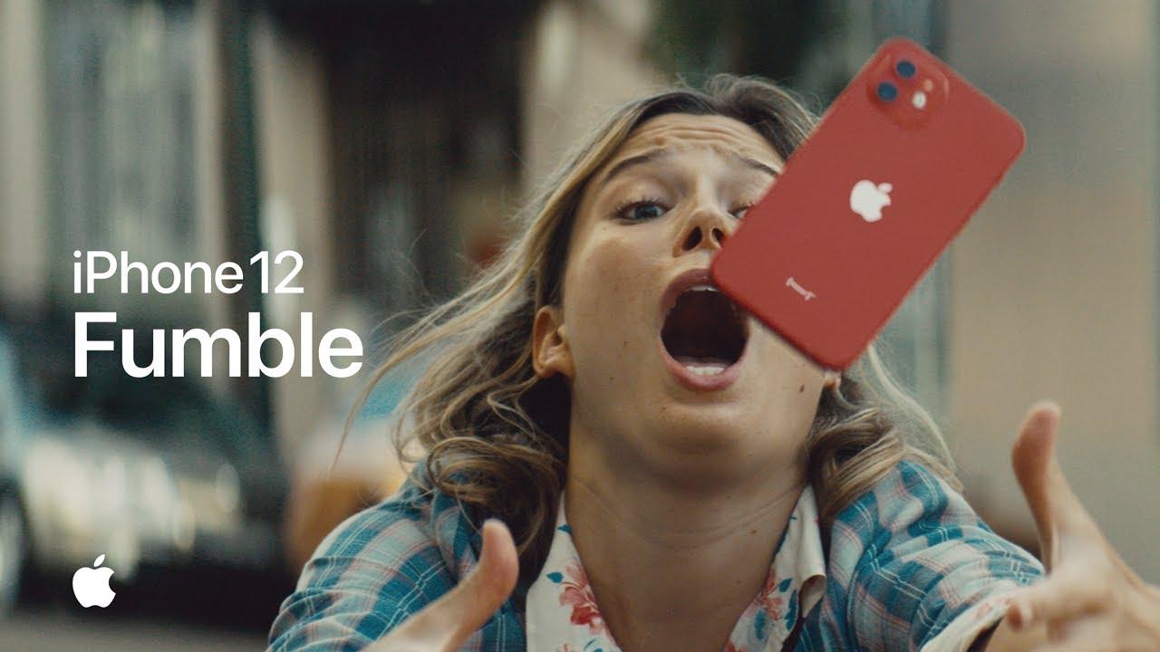 iPhone 12 - Fumble