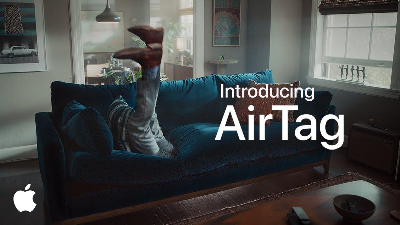 Introducing AirTag