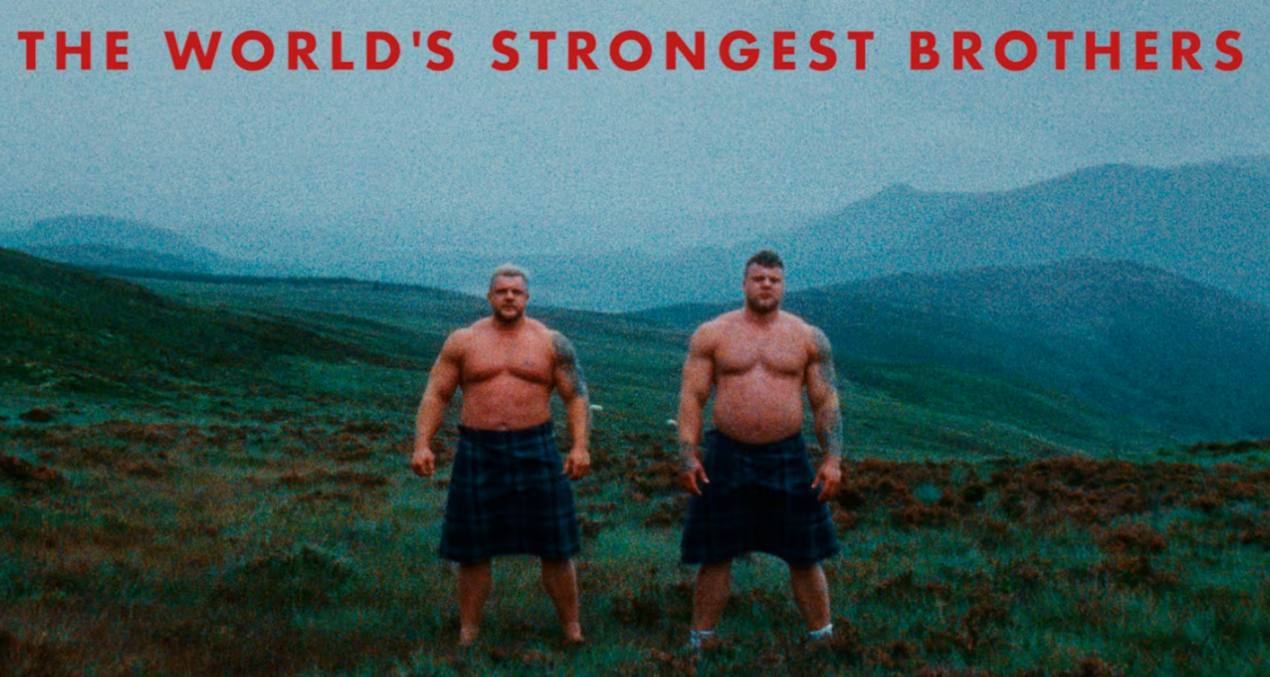THE WORLDS STRONGEST BROTHERS
