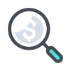SEO and content strategy icon