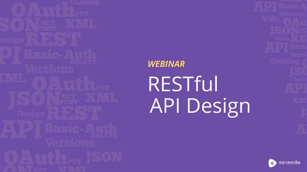 Clique para assistir o webinar de Design de APIs