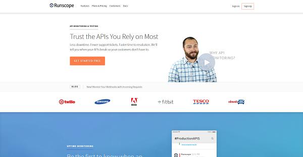 Runscope - Como integrar API e DevOps