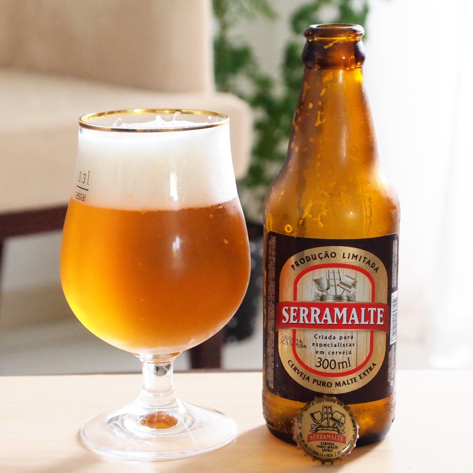 Serra Malte - Cerveja TechBeer Drops