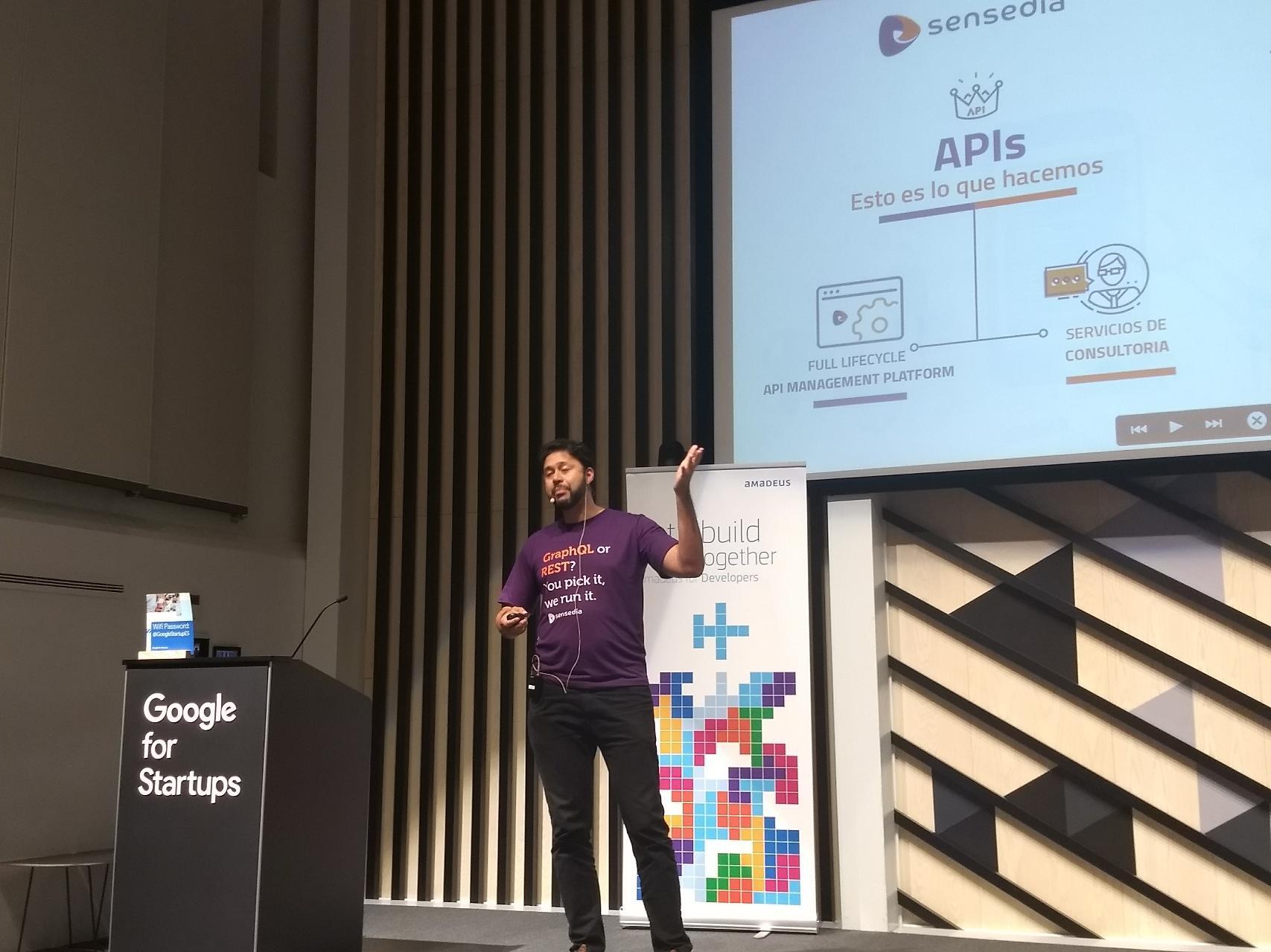 Rafael Rocha - Sensedia - APIDays Madrid 2019