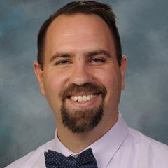 Portrait of Principal Nic Lindquist