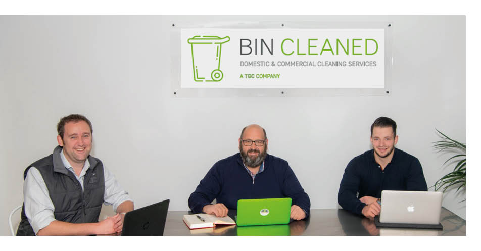 Tidy Green Clean acquires Bin-Cleaned to Change the Face of Waste