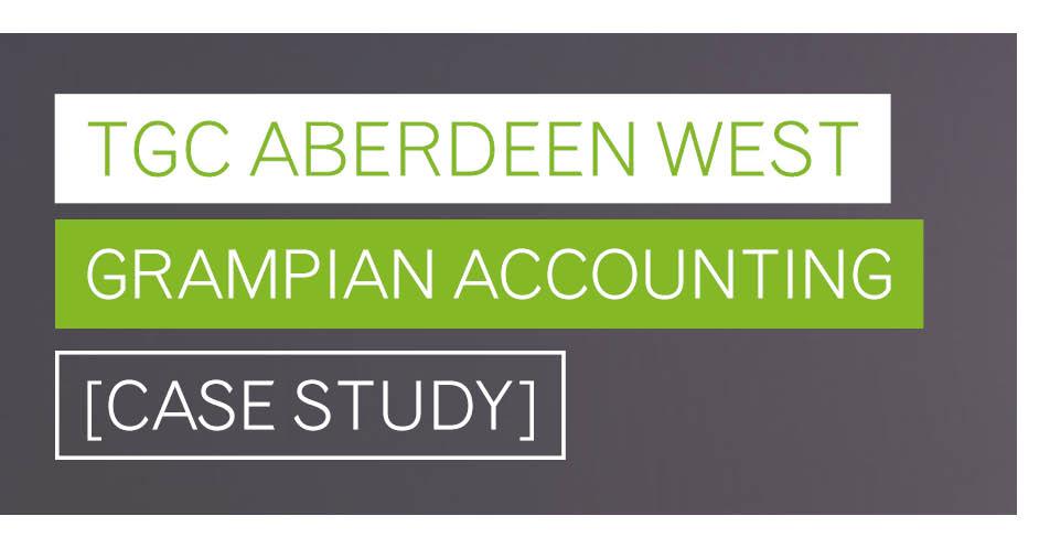 Grampian Accounting – mutual values, mutual respect, tidy office