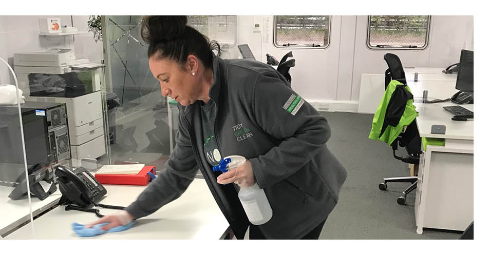 Meet the team – Tidy Green Clean Forth Valley