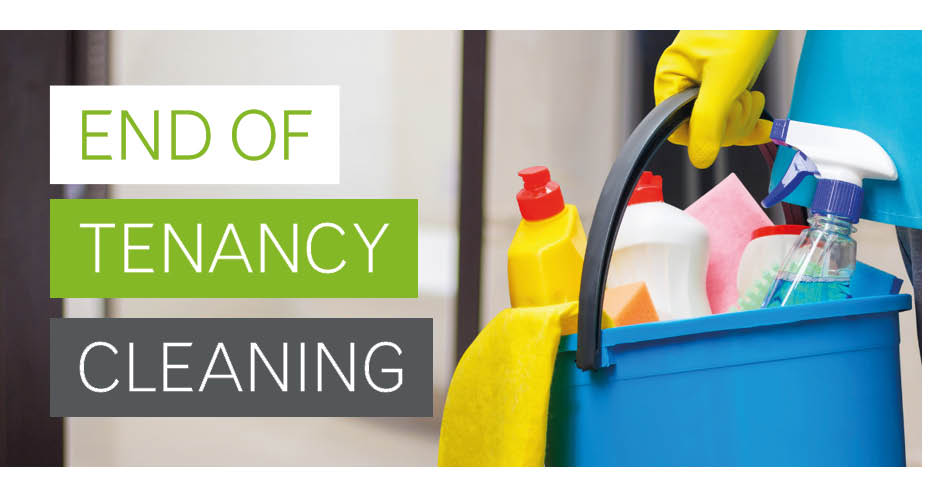 End of Tenancy Cleaning - Aberdeen
