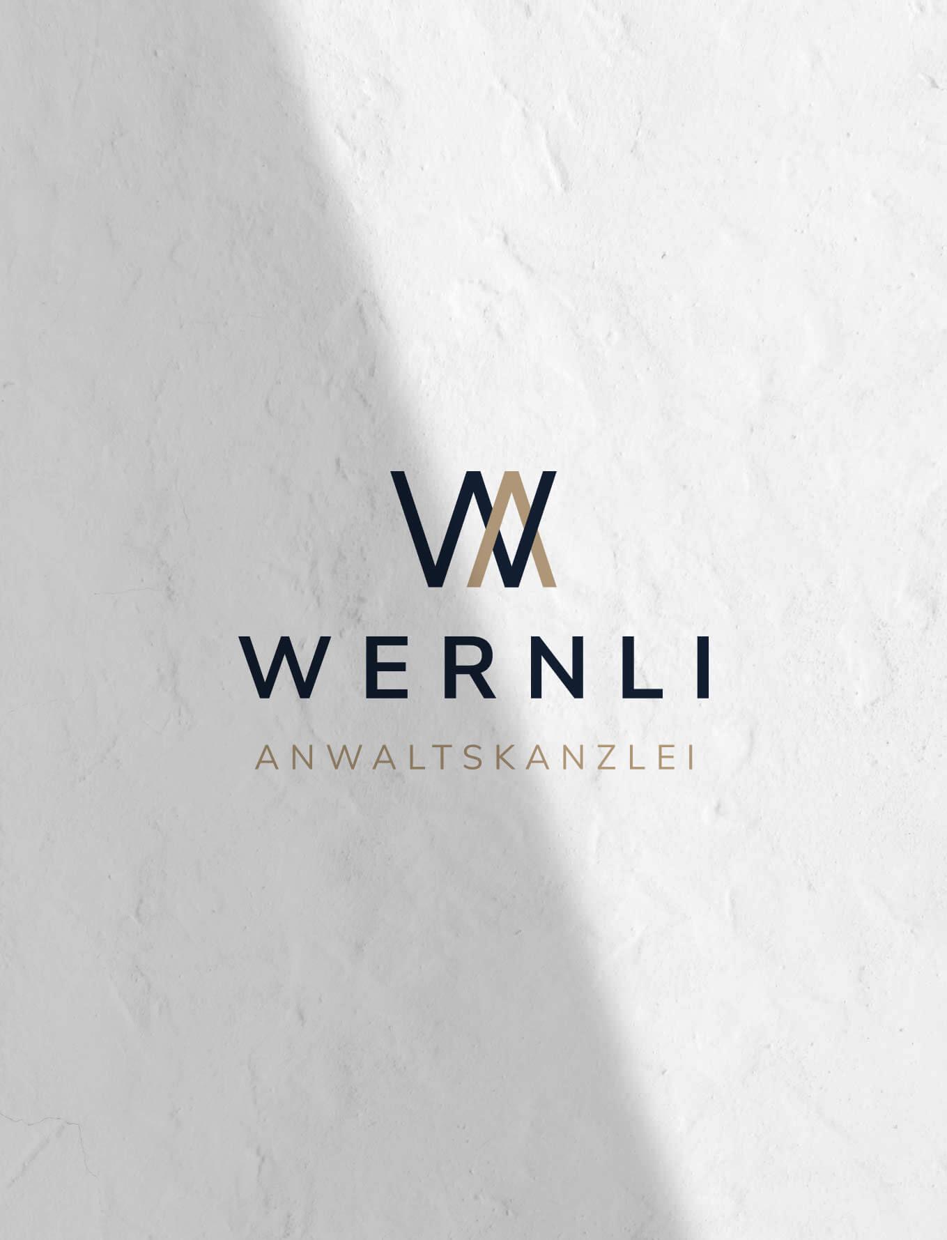 Logo Design für Schweizer Anwaltskanzlei