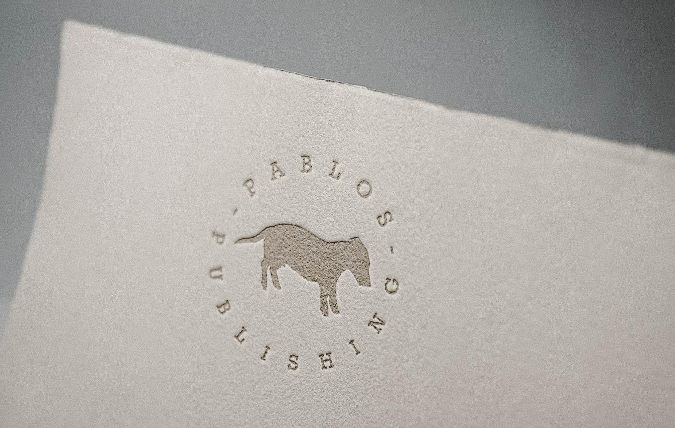 Logo Design für kleiner Verlag Schweiz