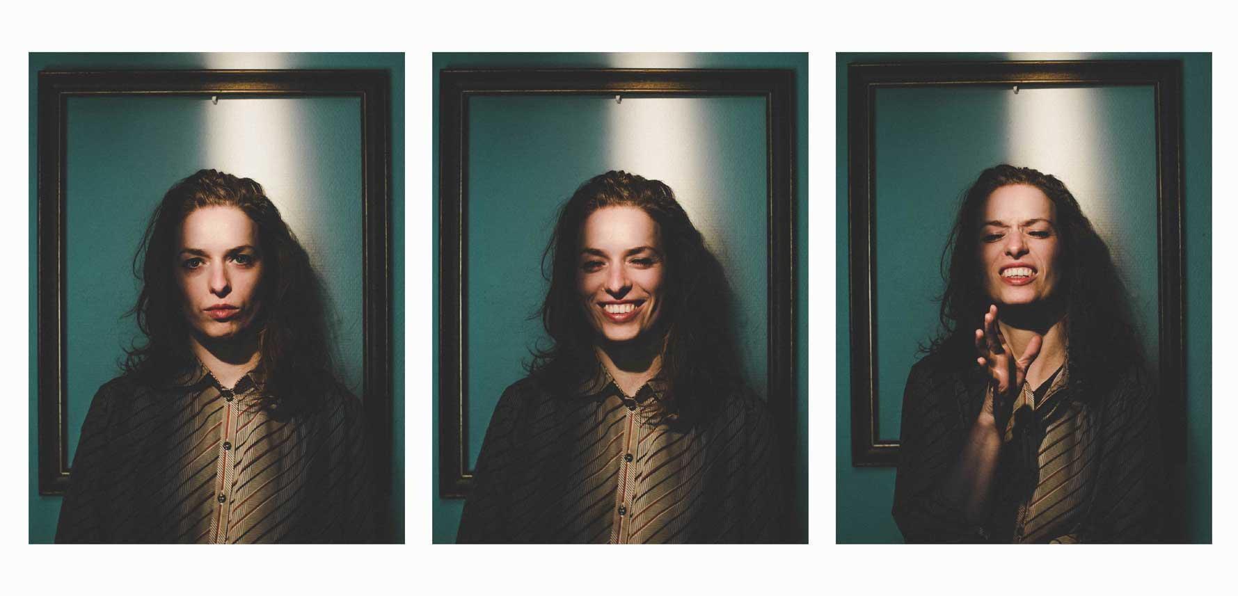 Portrait Fotos Schweizer Autorin