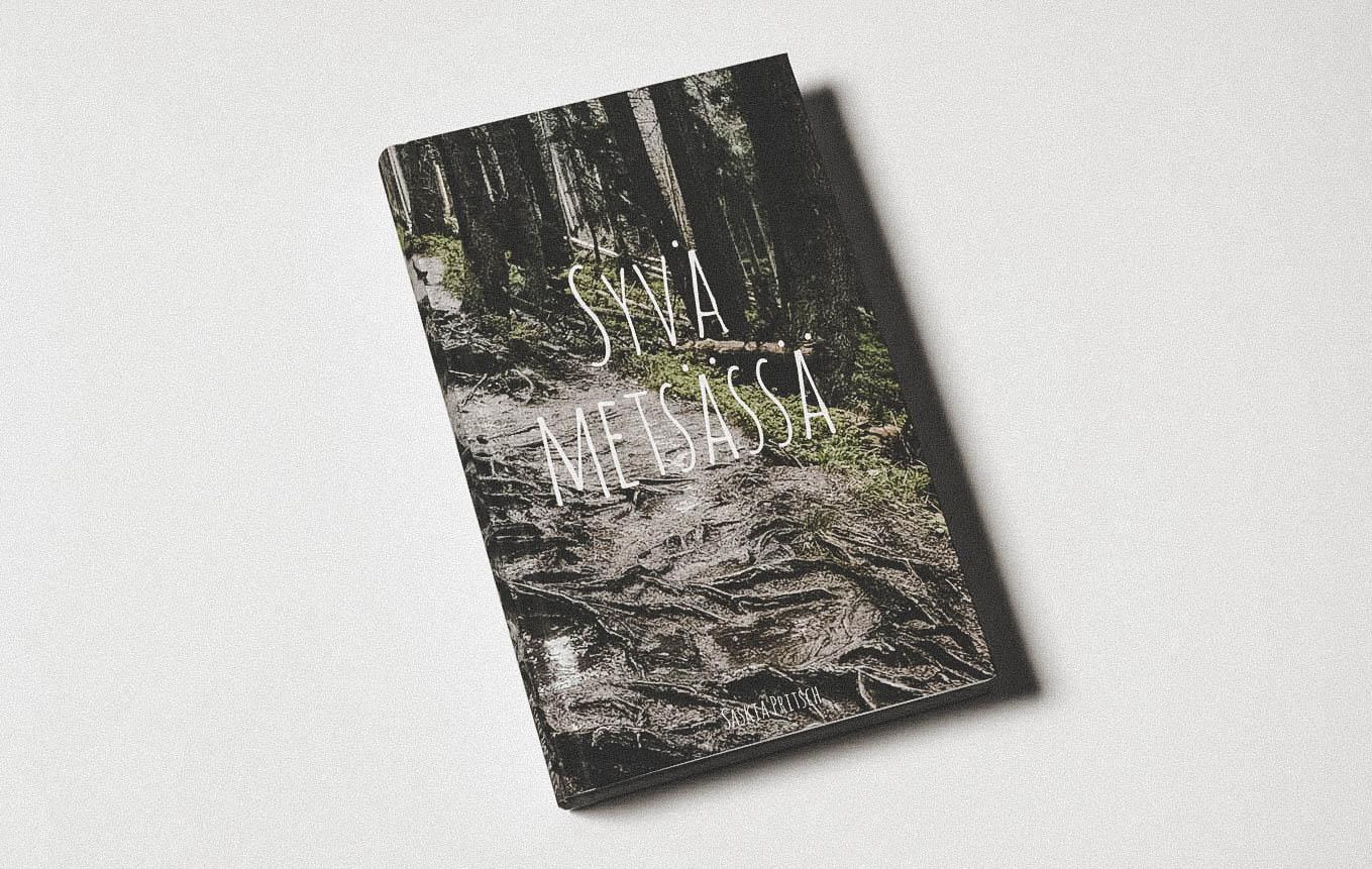 Rückseite Umschlag für Buch von Schweizer Autorin
