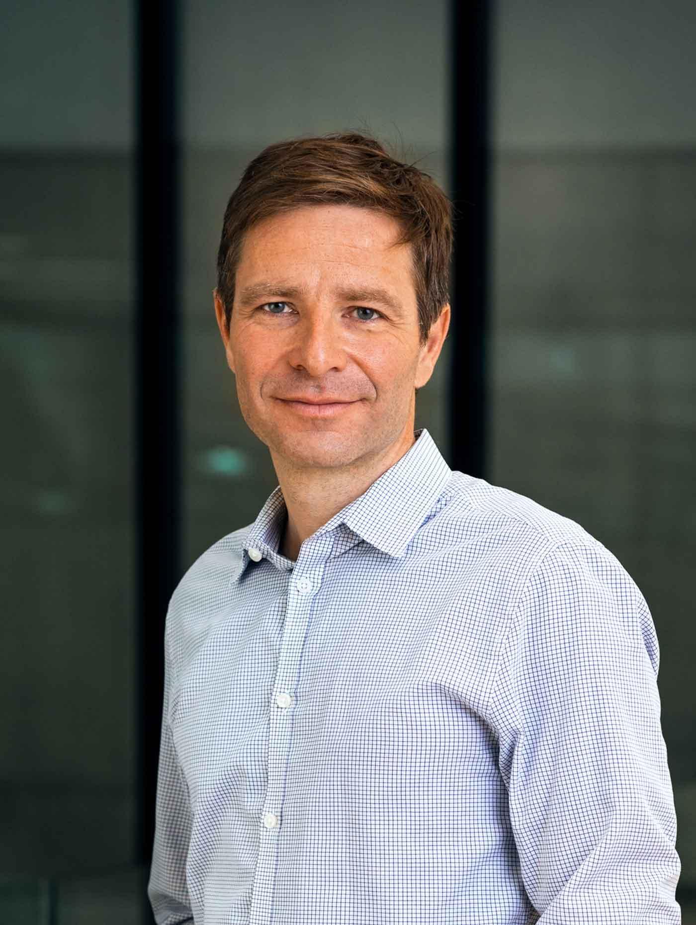 Portrait Kundenrezension für Branding von Schweizer Medtech Start-up