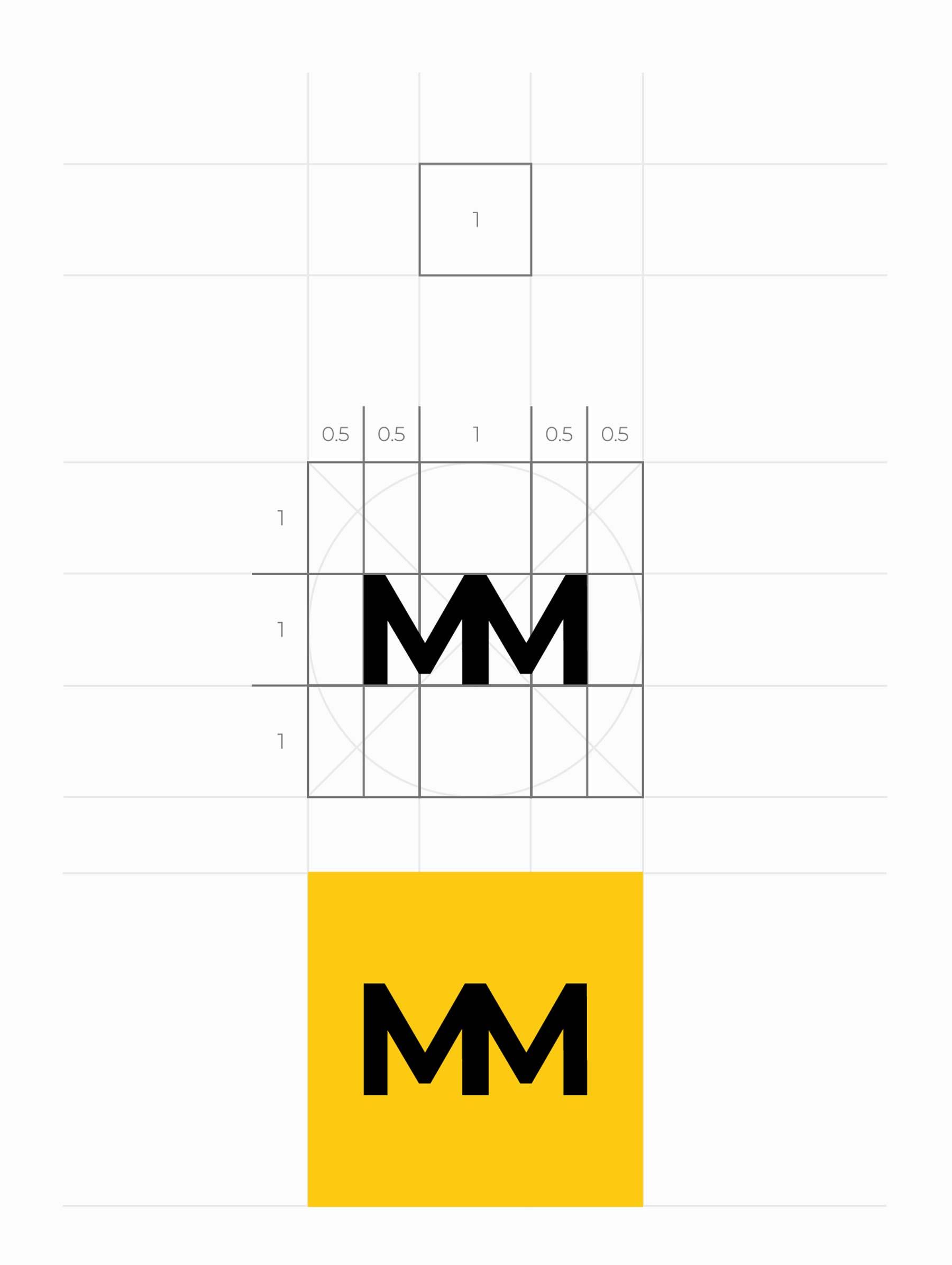 Aufbau Logo Gestaltung für Anwaltskanzlei Schweiz