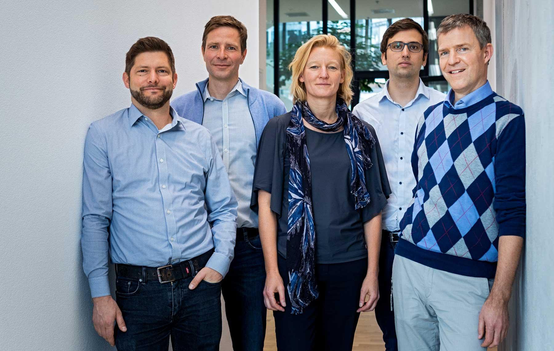 Team Medtech Start-up Schweiz