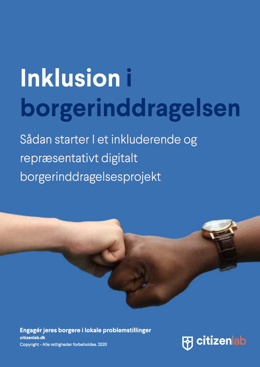 cover page of digital inclusion guide