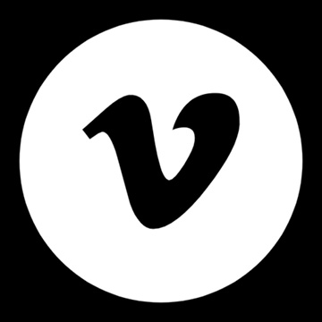 Vimeo logo icon