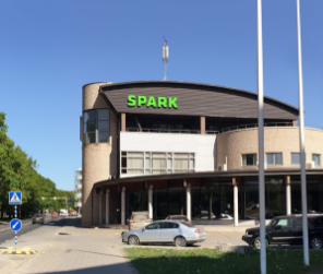 Case study: SPARK HUB sees 76% drop in energy consumed by its ventilation units