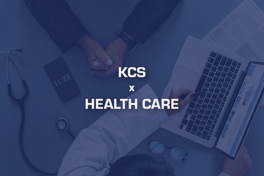 KCS it services for health care industry