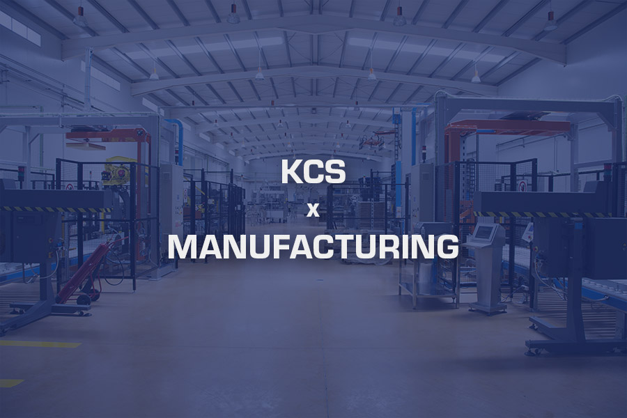 KCS Computer Technology with Manufacturing businesses working together to find an IT Solutions