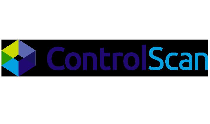 control scan logo
