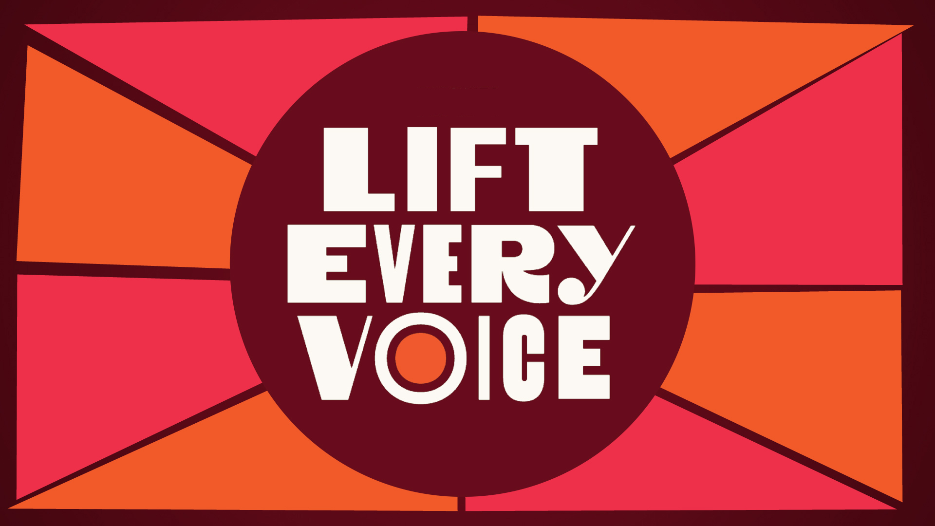 """Lift Every Voice"" Launch Event"