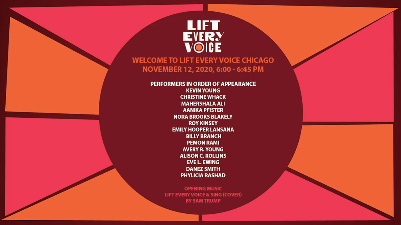 Lift Every Voice Chicago
