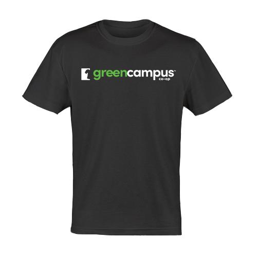 GCC Black Logo Shirt