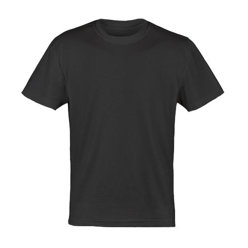 Blank Black Shirt
