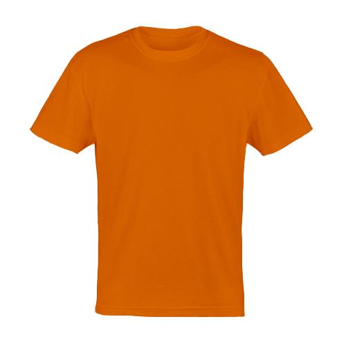 Blank Orange Shirt