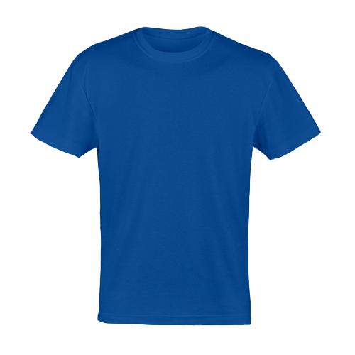 Blank Blue Shirt