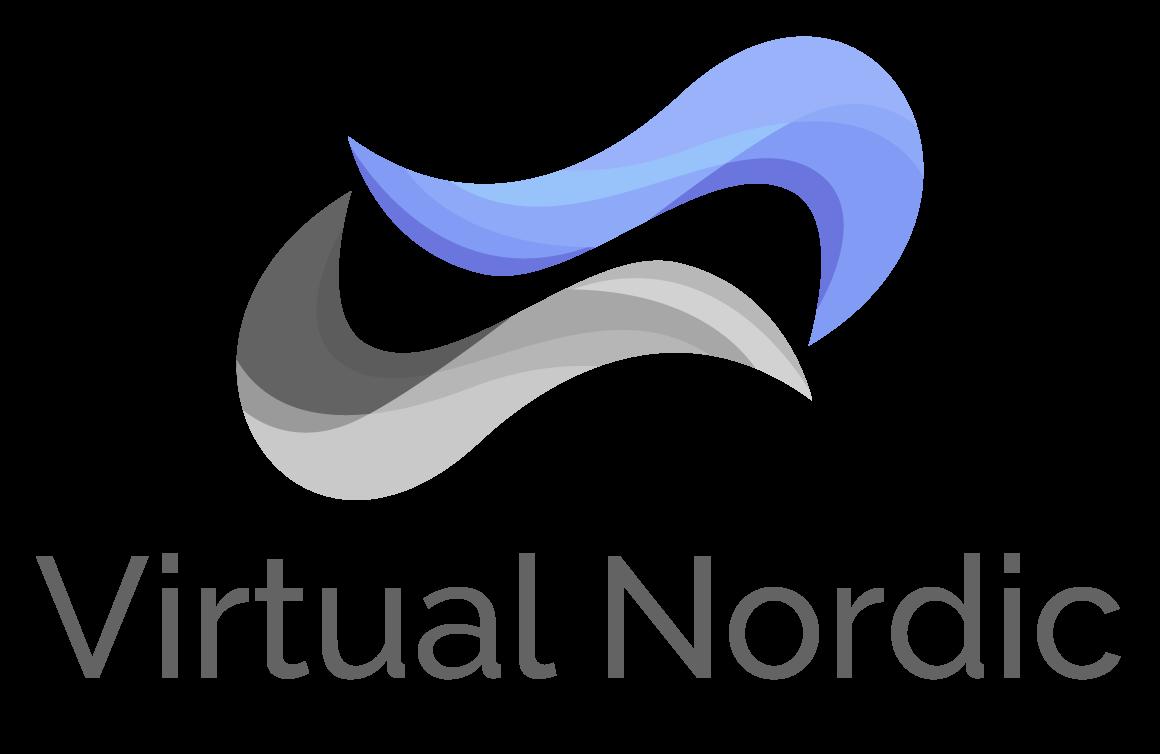 virtual nordic logo