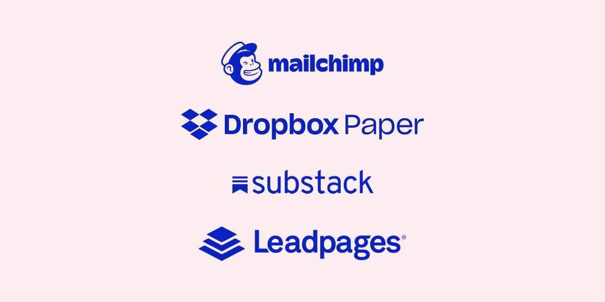 logo des services compatible avec MerciApp