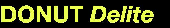Donut Delite logo